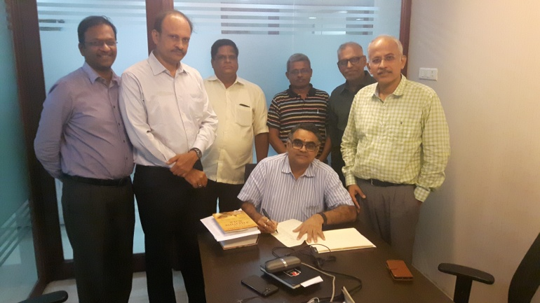 CLAPS LLP Signing