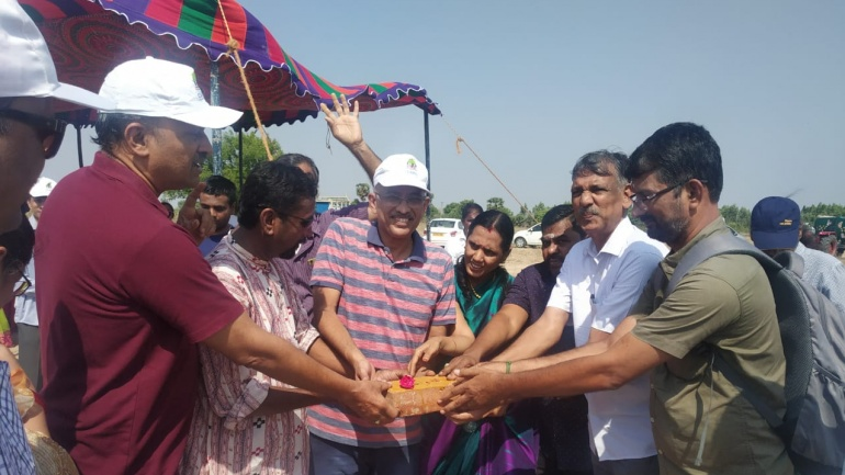 CLAPS – Bhumi Pooja and Sapling Plantation – June 9, 2019